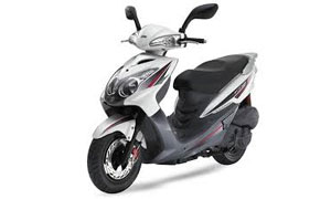 Rent a bike Karpathos SYM VS 150