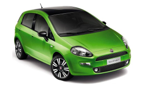 Rent a Car in Karpathos FIAT GRANDE PUNTO