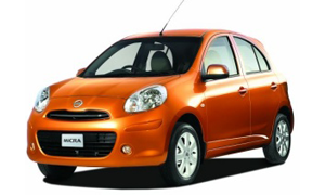 Rent a Car in Karpathos Nissan Micra