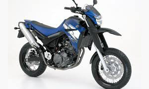 Rent a bike Karpathos YAMAHA XT