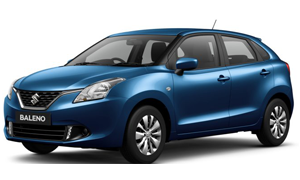 Rent a Car in Karpathos Suzuki Baleno