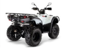 Rent a Car in Karpathos Blade ATV 425cc