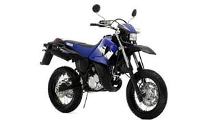 Rent a bike Karpathos YAMAHA DT