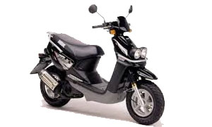 Rent a Car in Karpathos Yamaha MBK100
