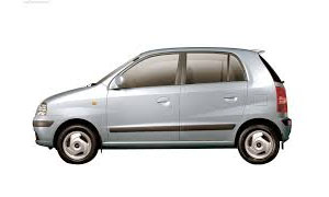 Rent a Car in Karpathos HYUNDAI ATOS