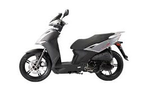 Rent a bike Karpathos KYMCO AGILITY CITY 150