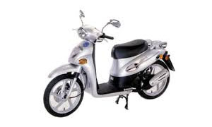 Rent a bike Karpathos KYMCO PEOPLE 50s