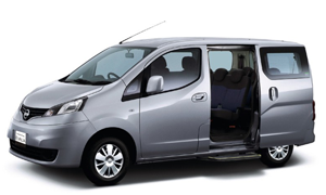 Rent a Car in Karpathos NISSAN EVALIA 7seats