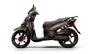Rent a bike Karpathos SYM HD 200