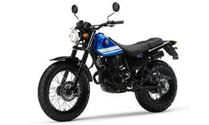 Rent a bike Karpathos YAMAHA TW