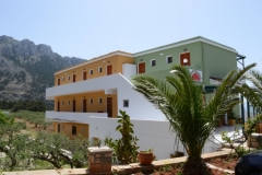 Rent a Car in Karpathos Lefkorama hotel