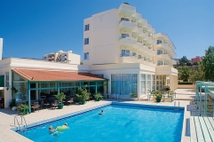 Rent a Car in Karpathos, Mira Mare Hotel