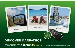 Rent a Car in Karpathos Town office Poseidonos str